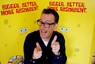 Pengisi Suara SpongeBob Tom Kenny