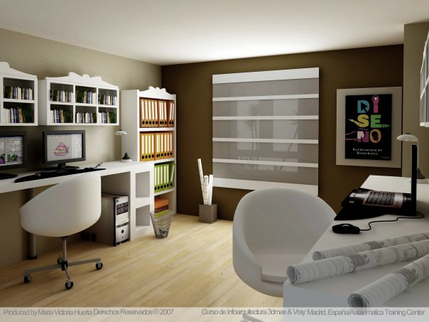 3d dise o interior arquitectura curso madrid espa a vihu - Diseno interior madrid ...