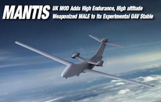 مانتس أحدث طائرة في سلاح الطيران البريطاني