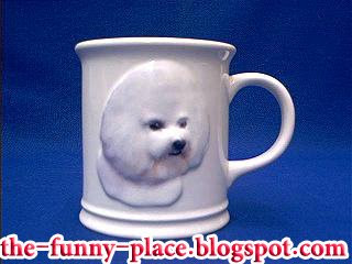 funny animal mug