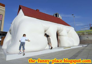 the funny house