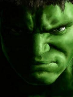 خلفيات موبايلات - الرجل الأخضر
