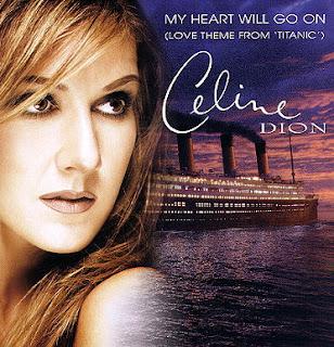 كلمات أغنية Celine Dion - My Heart Will Go On lyrics