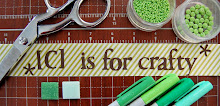 check out Sarah's crafty blog here