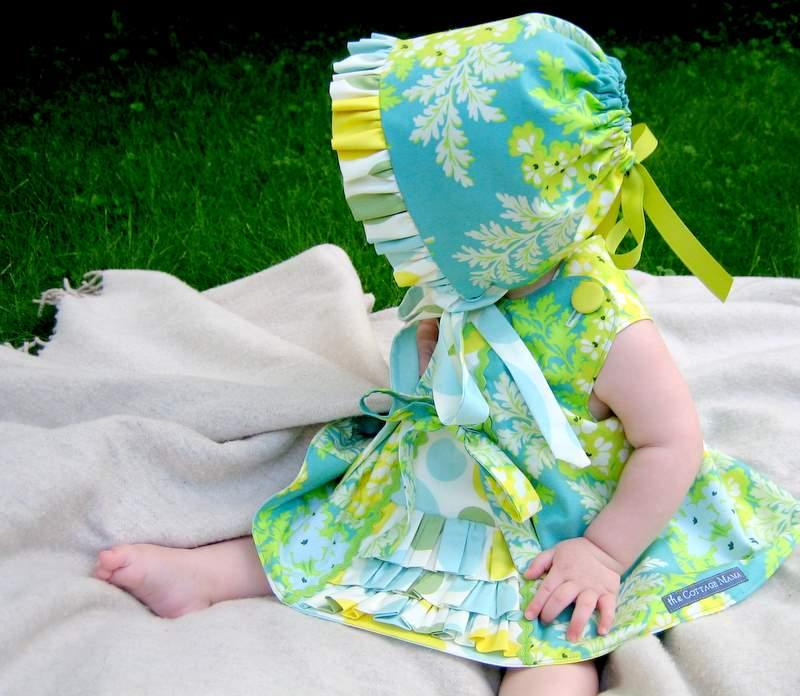 Головные уборы своими руками для новорожденных