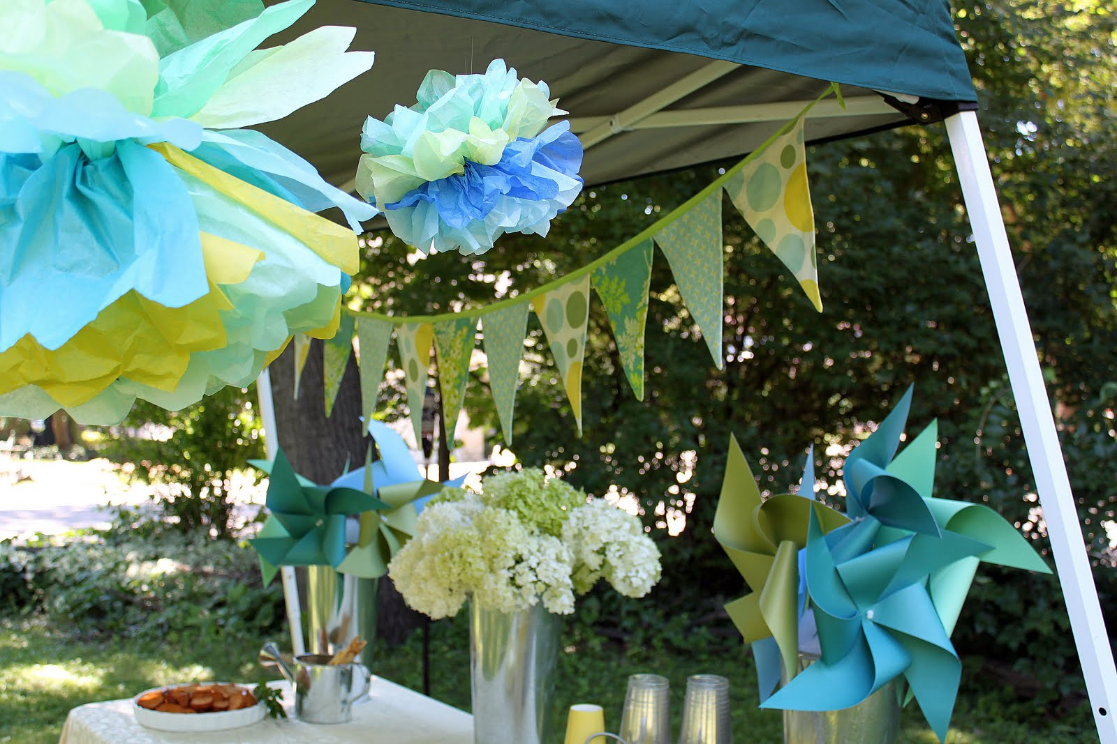 matilda's summer garden party } - the cottage mama