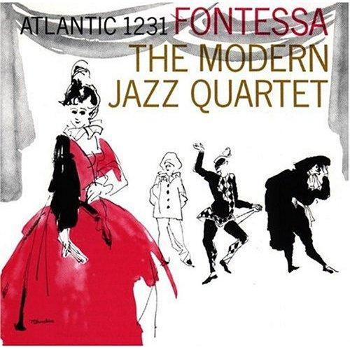 improvised the modern jazz quartet fontessa 1956