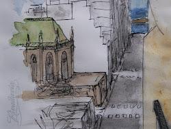 Abside de la Catedral de Mar del Plata