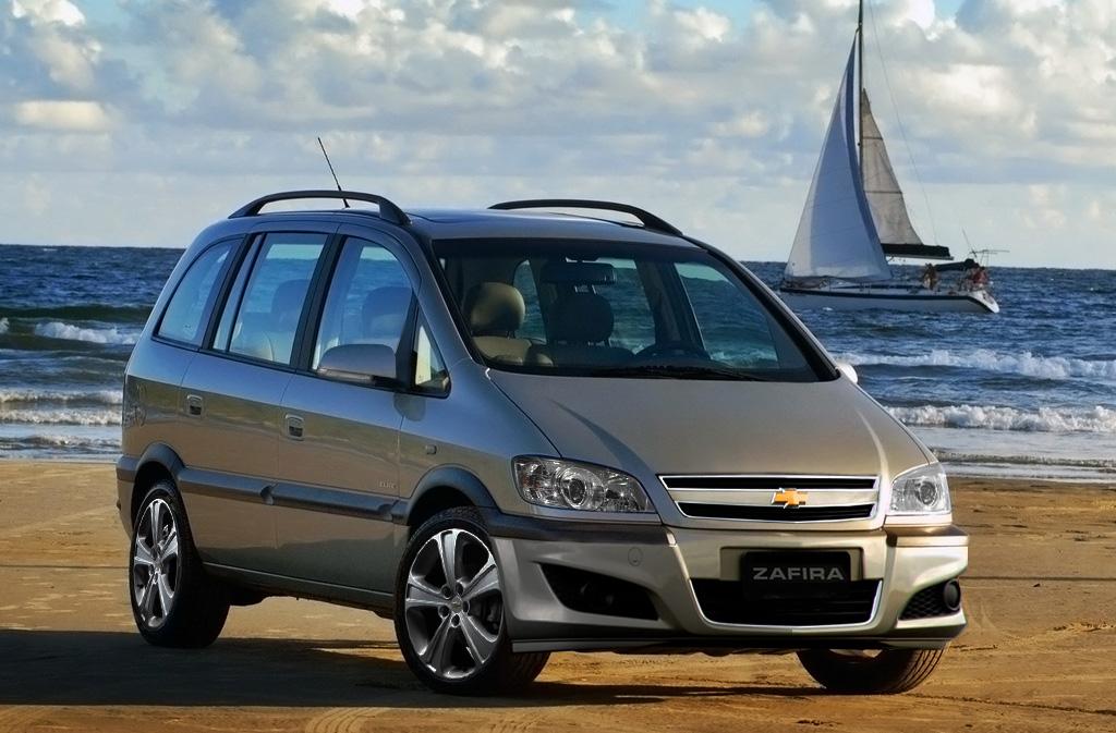 Proje U00c7 U00c3o  Chevrolet Zafira 2011