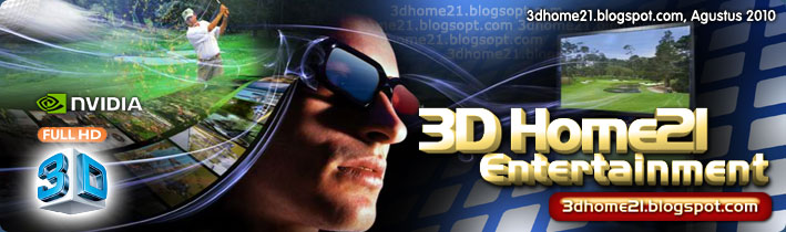 Kacamata 3D Terbaik dari 3Dhome21 - Jual Kacamata 3D