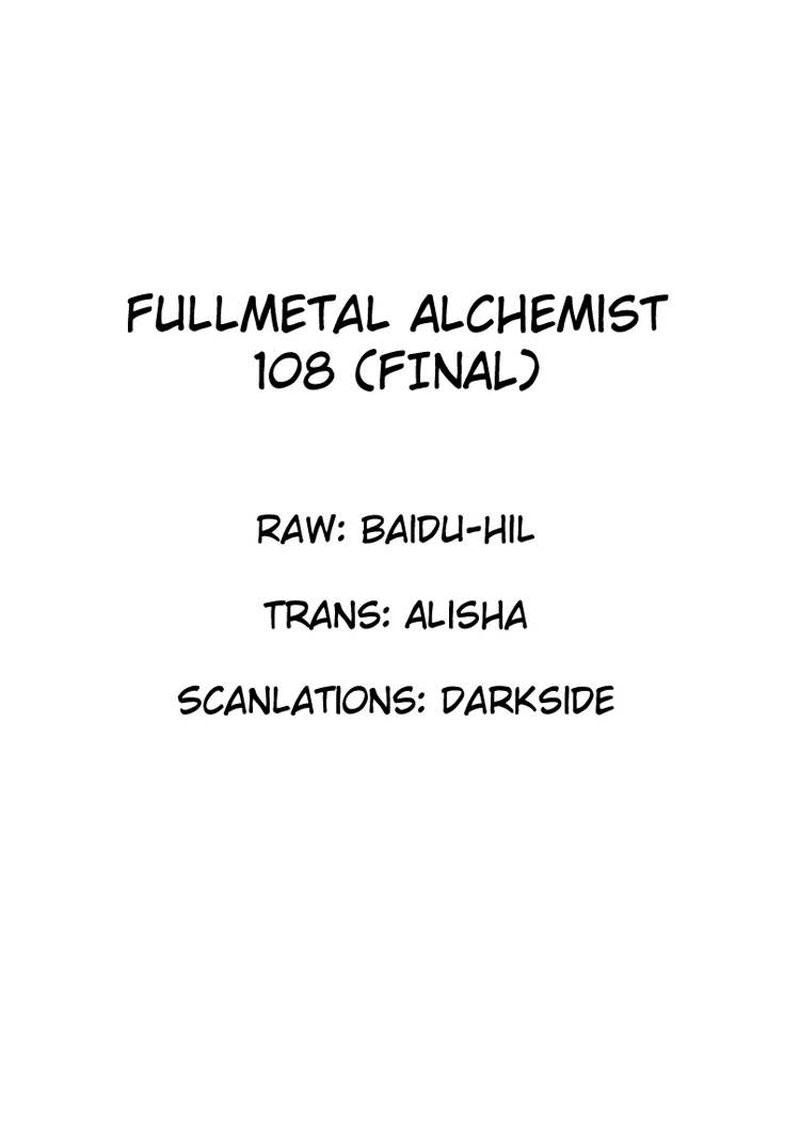 Full Metal Alchemist – Giả Kim Thuật chap 108-part 2 – End Trang 54 - Mangak.info