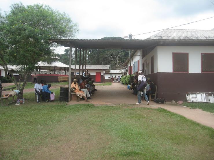Bongolo Hospital, Gabon, Africa