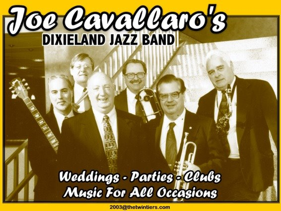 Joe Cavallaro's Dixieland Jazz Band