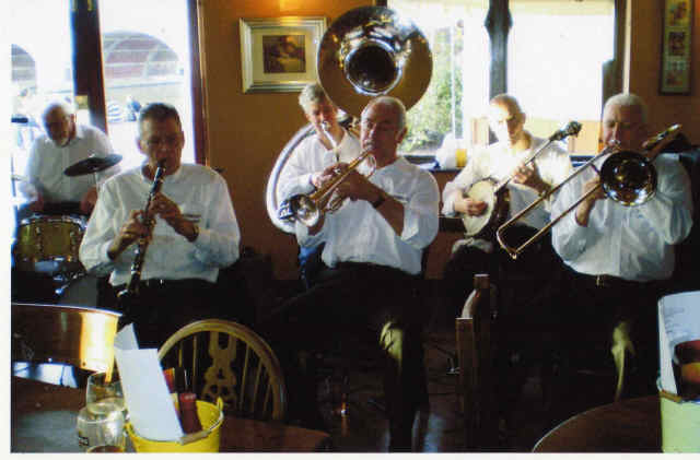The Portobello Jazz Band