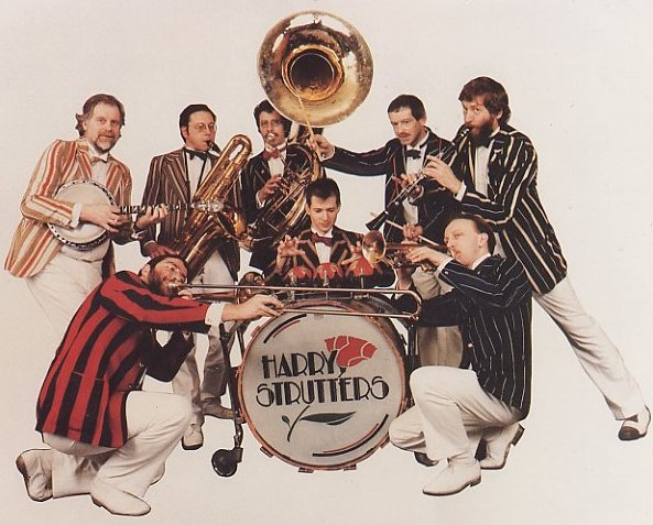 Harry Strutters Hot Rhythm Orchestra