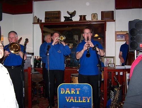 The Dart Valley Stompers