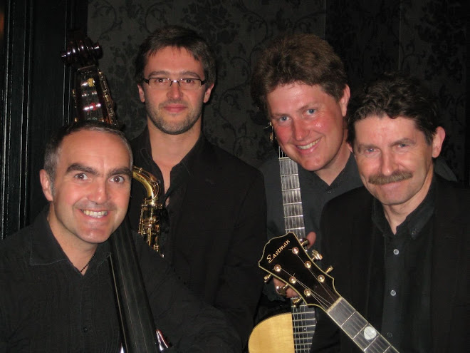 The Gypsy Jazz Quartet