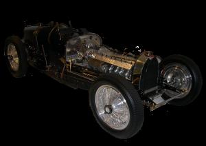 Avanti ! Bugatti