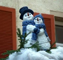Bonhomme hiver
