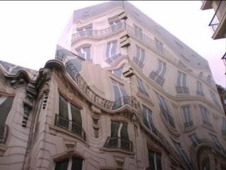 Paris trompe l'oeil.