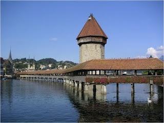 Ponts couverts suisses