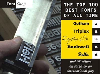 Las 100 Mejores Fuentes De Todos Los Tiempos  incluye helvetica The+100+Best+Fonts+of+All+Time