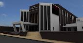 Projeção do Novo Templo Da IEADPG.