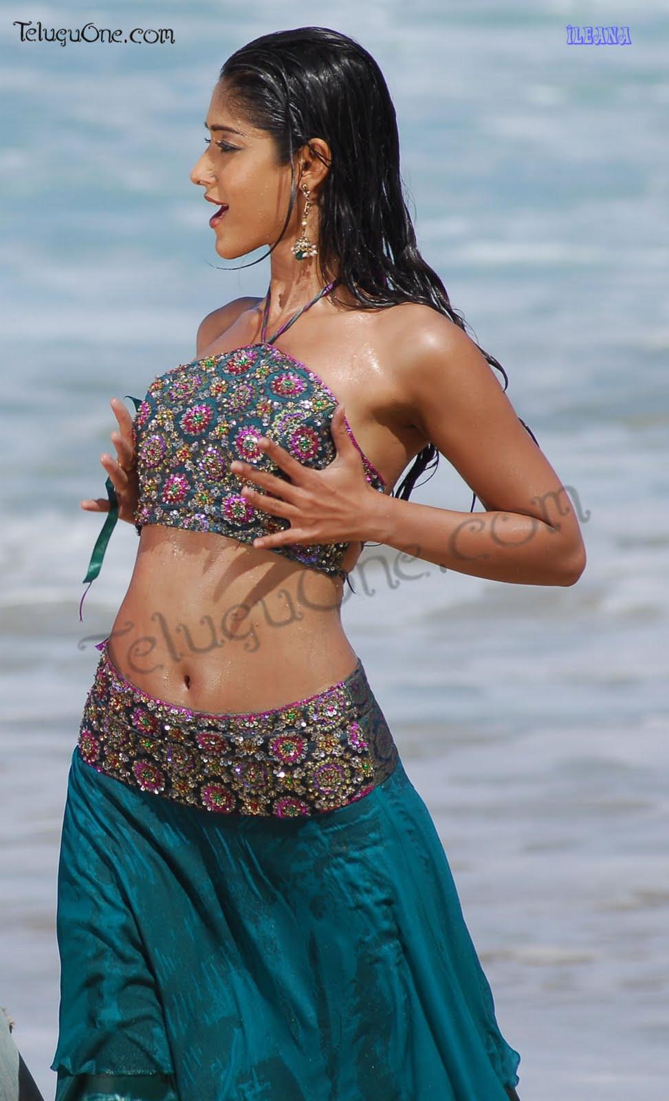 unseen hot photos of actresses  ileana unseen hot pics
