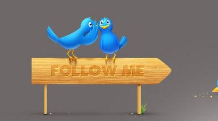 Twitter Icons TweetMyWeb by LazyCrazy