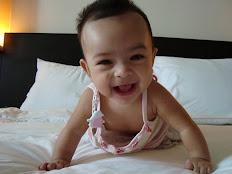 Zulaikha @ 6 months old