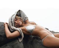 Jessica Biel GQ Bikini Photos