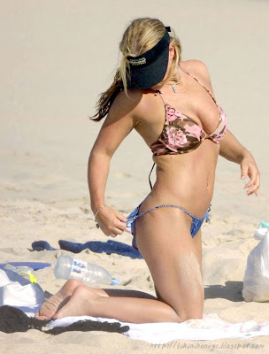 Anastacia Candid Picture