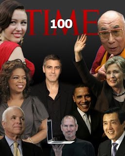 100 Most Influential People of 2008 - Time Magazine