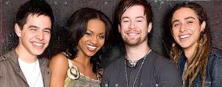 American Idol Top 4 Performances American Idol Theme On May 6 2008