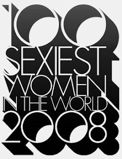 FHM's 100 Sexiest Women in the World 2008 logo