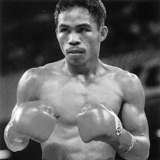 Manny Pacquiao Vs David Diaz on June 28 2008