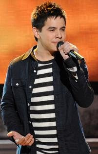 David Archuleta - Stand By Me on American Idol Performance May 6 Lyrics + Video