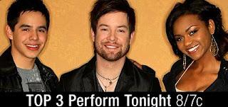 American Idol May 13 Performances