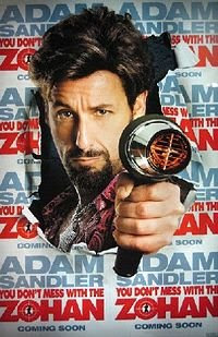 You Don't Mess With The Zohan Movie Trailer