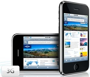 iPhone 3G in the Philippines Thru Globe Telecom