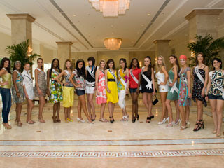 Miss Universe 2008 Candidates