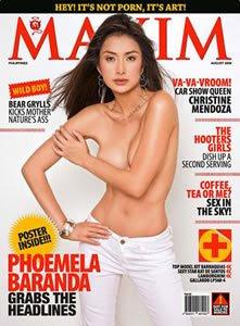 Phoemela Baranda Maxim