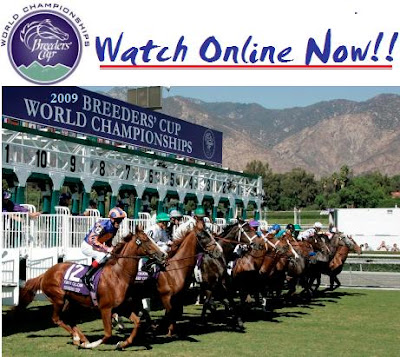 Watch Breeders Cup World Championship