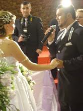 Ele cantou para ela