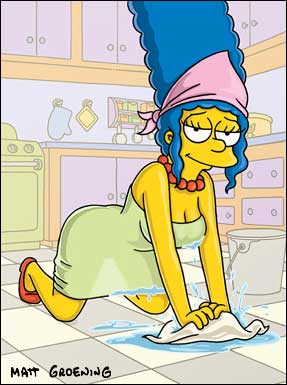 Marge Simpson se destapa para revista Playboy Marge_simpson