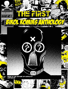 The First Bikol Komiks Anthology...ON THE LOOSE!