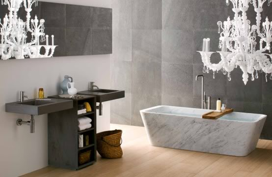 Baños Con Tina Decoracion:Bathroom Design