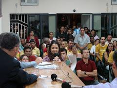 Câmara debate Plano de Cargos e Salários dos Servidores