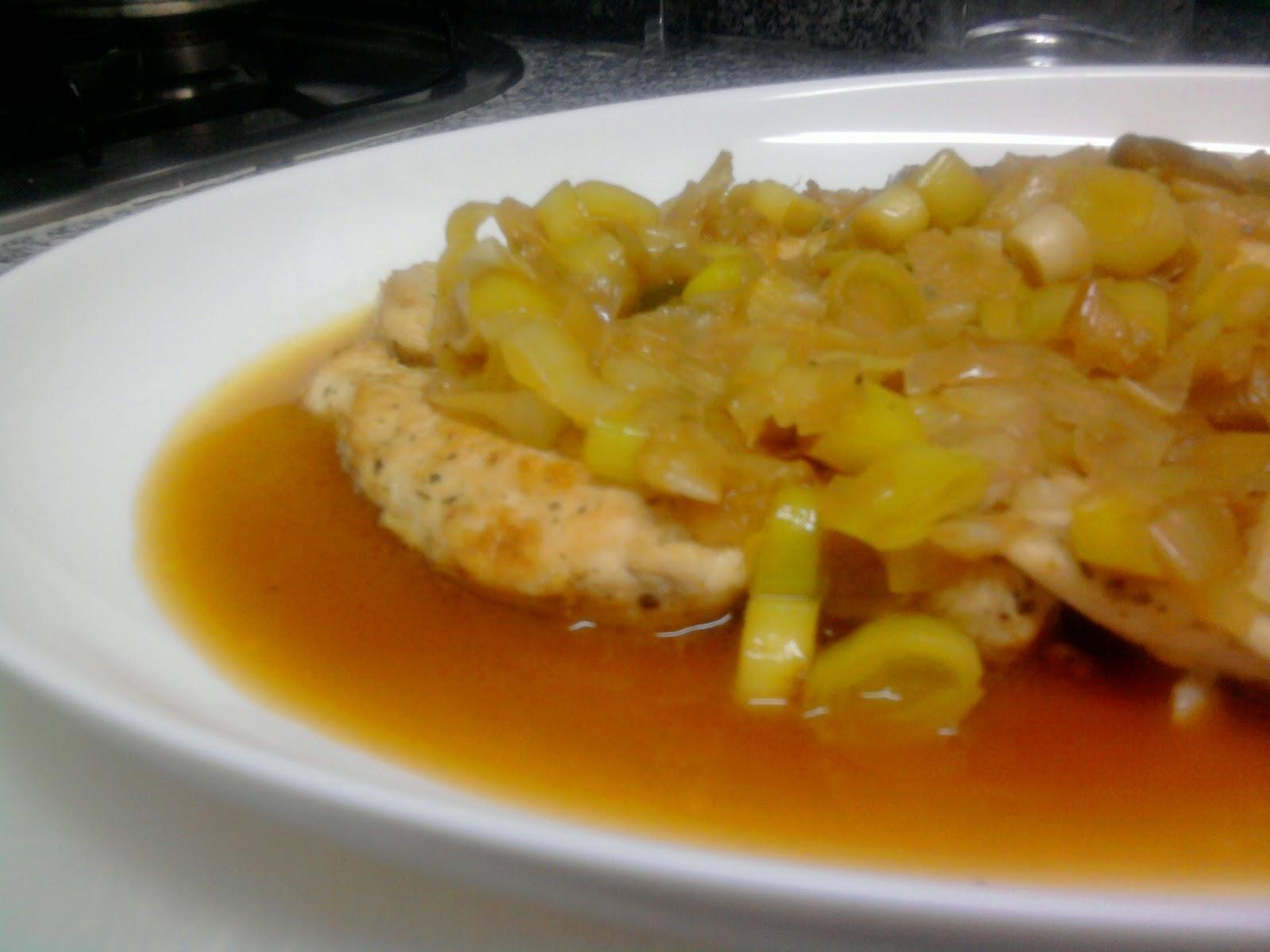 Os pit us da nanyca bifes de frango com molho de pimento for Frances culinario 1