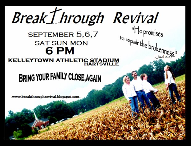 Breakthrough Revival